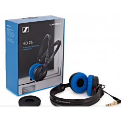SENNHEISER - HD 25 BLUE...
